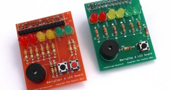 BerryClip Add-on Boards