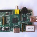 Raspberry Pi - Model B - Revision 1.0