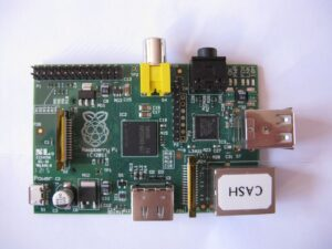 Raspberry Pi Model B Revision 1.0