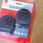 Cheap Speaker #1