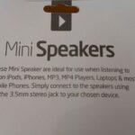 Cheap Speaker #3