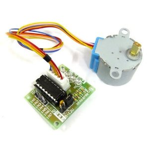 Stepper motor control in python for Raspberry pi stepper motor controller