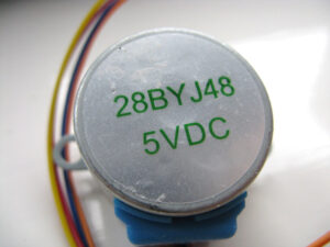 28BY-J48 Stepper Motor