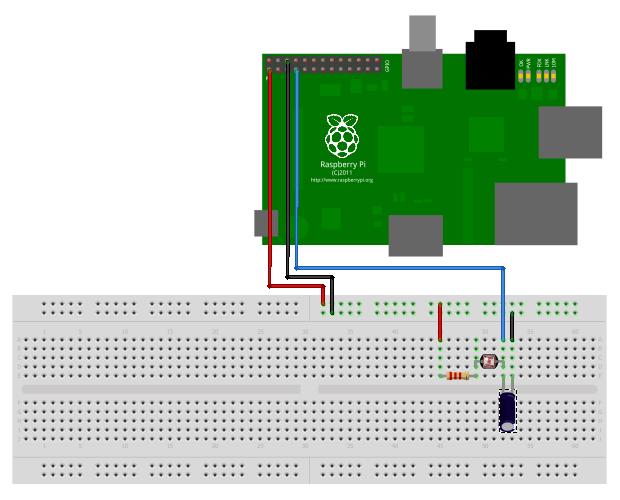 Reading Analogue Sensors With One Gpio Pin Raspberry Pi Spy