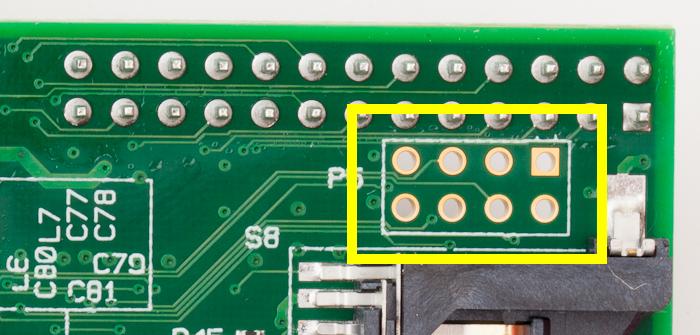 Raspberry Pi P5 Header Raspberry Pi Spy