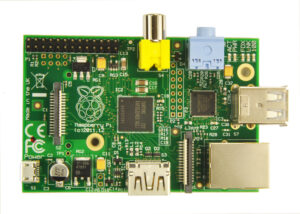 Raspberry Pi - Model B - Revision 2.0