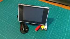 LCD Screen and Cables