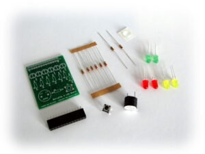 BerryClip 6 LED Buzzer Board Kit