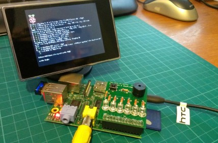 3.5 inch LCD Screen