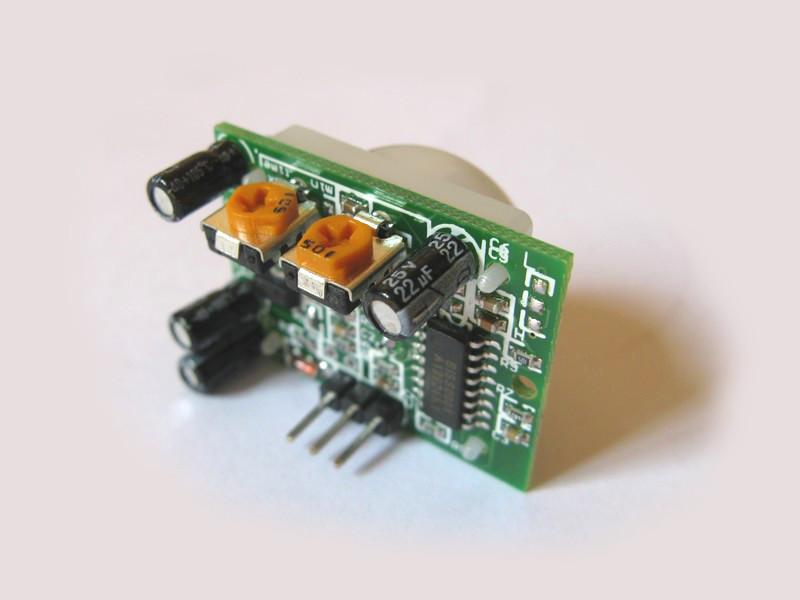 Cheap Pir Sensors And The Raspberry Pi Part 1