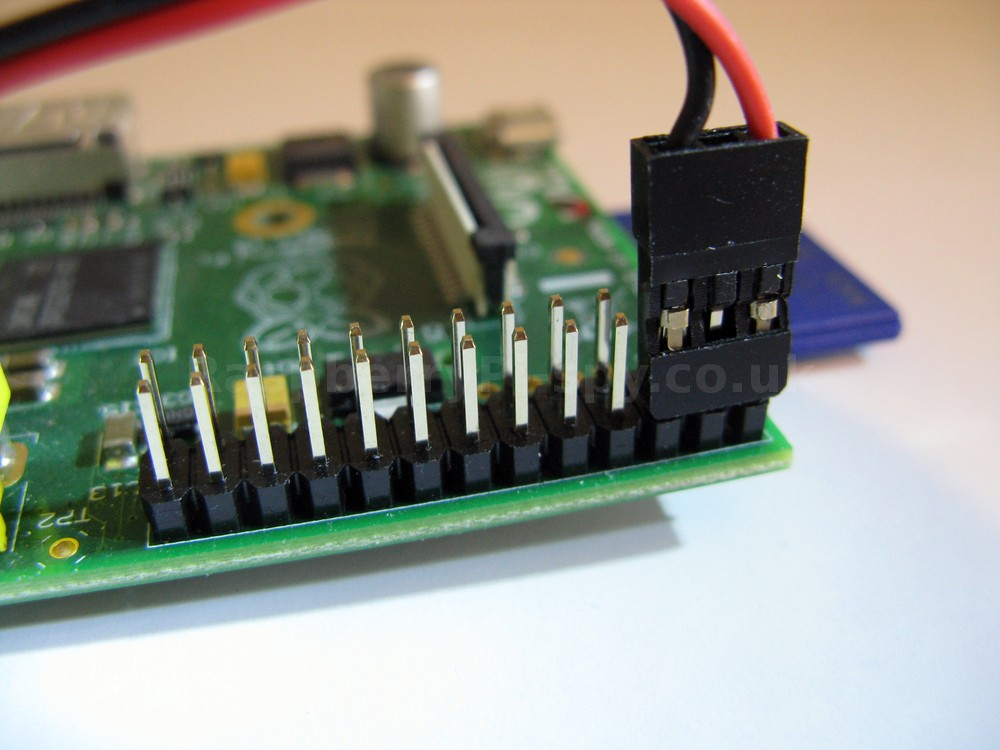 Running A Raspberry Pi From 6 Aa Batteries