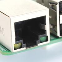 Ethernet Status LEDs
