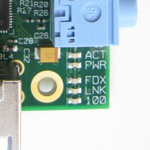 Raspberry Pi Status LEDs
