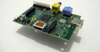 Raspberry Pi Model A
