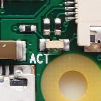 Pi Zero Status LEDs