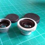 Set of Camera Lenses