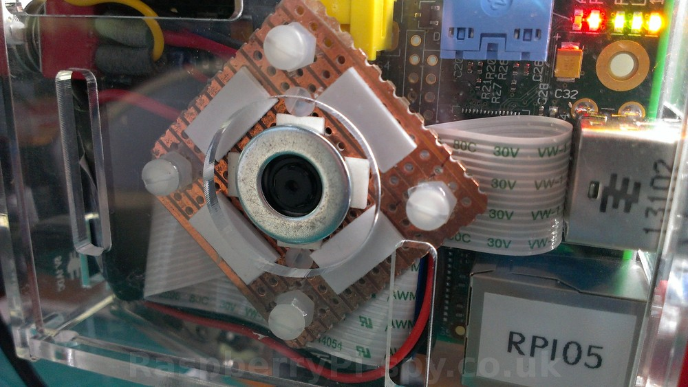Cheap Interchangeable Lenses For The Raspberry Pi Camera Module