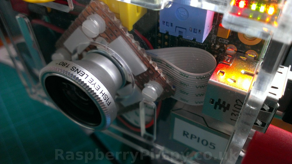Cheap Interchangeable Lenses For The Raspberry Pi Camera