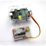 MCP23017 Example Circuit
