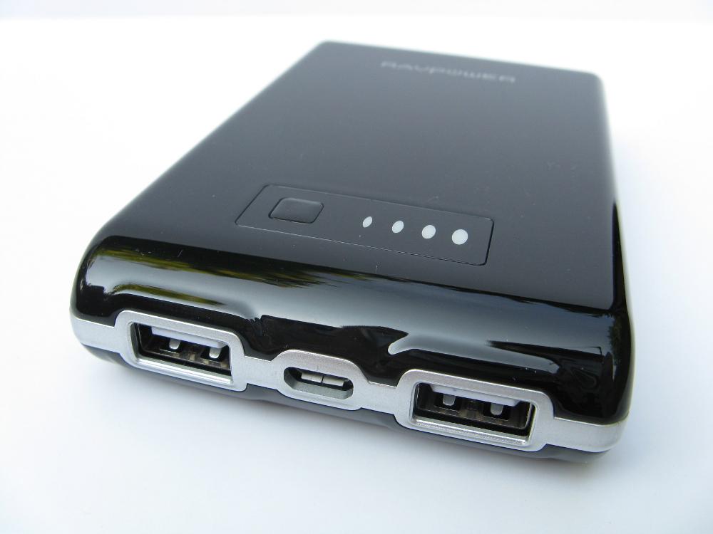 ravpower 10400mah li on battery power bank test. Black Bedroom Furniture Sets. Home Design Ideas