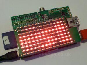 Pi-Lite LED Matrix Board