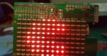 Pi-Lite LED Matrix Board