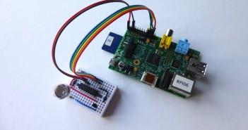 MCP3008 Example Circuit #2