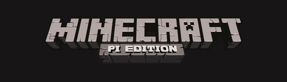 Minecraft Pi Edition Header