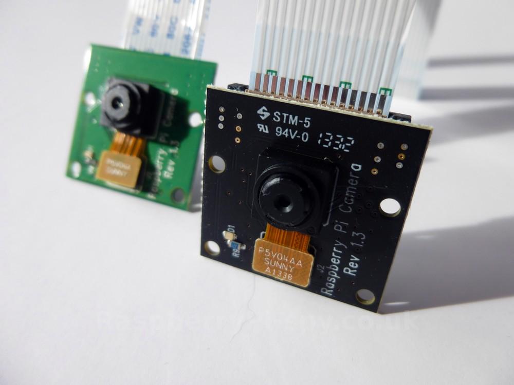 Pi NoIR Infrared Camera Module For Raspberry Pi - Raspberry Pi Spy