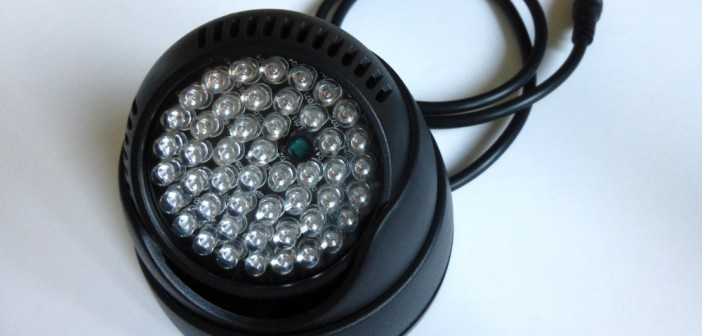 48 LED IR Illuminator