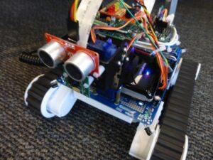 Dawn Robotics Rover
