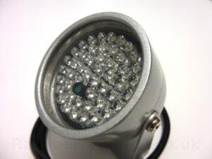 Silver IR Illuminator 1