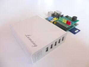 Lumsing 11000mAh Power Bank