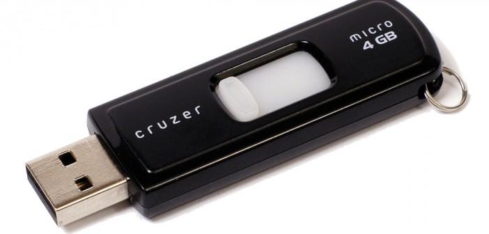 SanDisk Cruzer Micro USB Flash Drive
