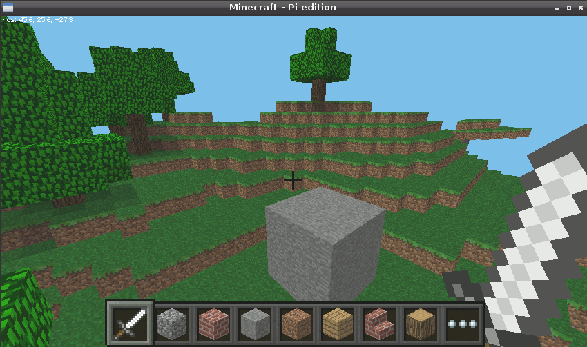 Minecraft API Test