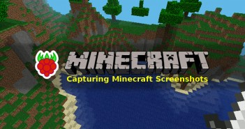 Minecraft Capturing Screenshots