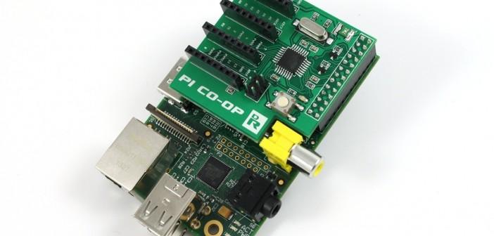 Pi Co-op Arduino Addon