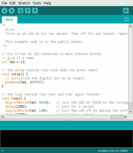 Pi Co-op Arduino Setup