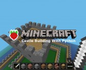 Building A Castle In Minecraft With Python