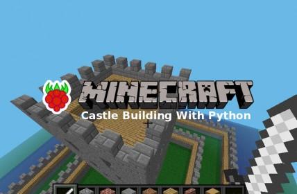 Minecraft Castle Banner
