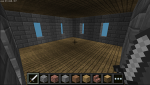 Minecraft Python Castle #2