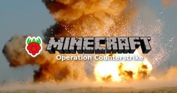 Minecraft Operation Counterstrike