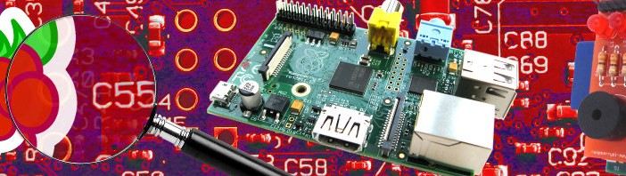 Raspberry Pi Spy WordPress Banner