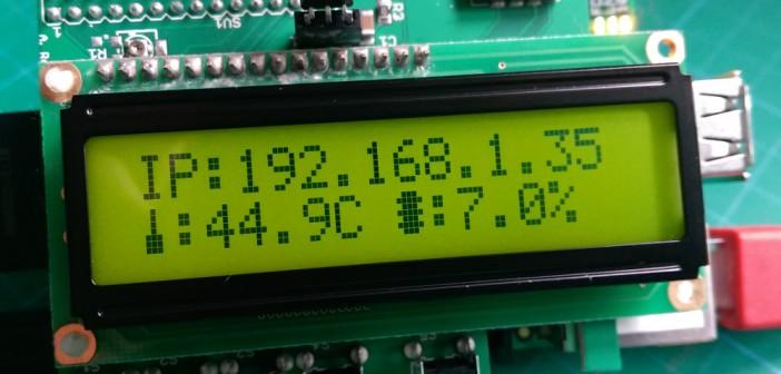 PiFace Control & Display