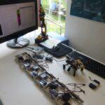 Slither Catepillar Robot