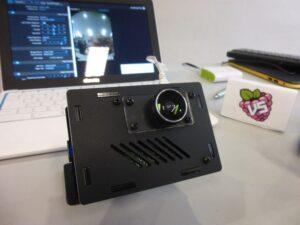 CamJam Raspberry Pi security camera