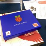 Limited Edition Blue Raspberry Pi