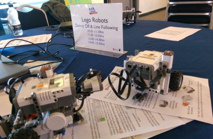 LEGO Mindstorm Robots