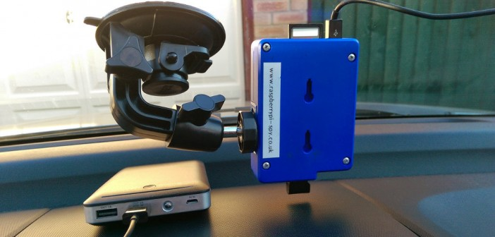 Dash Cam Windscreen Mount