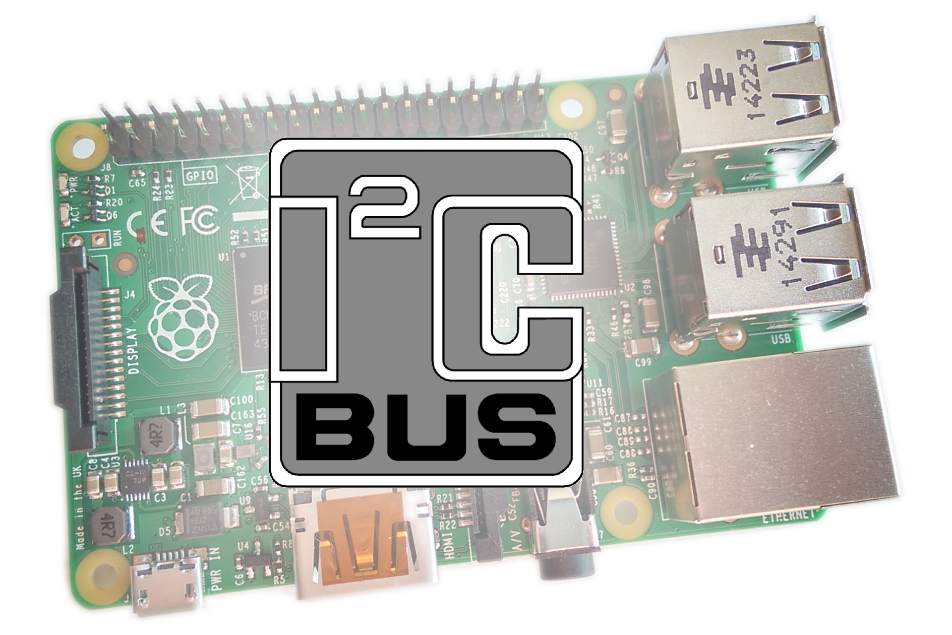 Enable I2C Interface on the Raspberry Pi